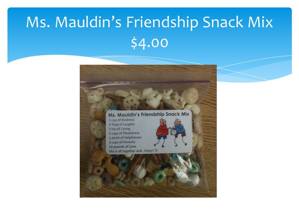 Mrs. McClellan's Animal Magnets $3.00
