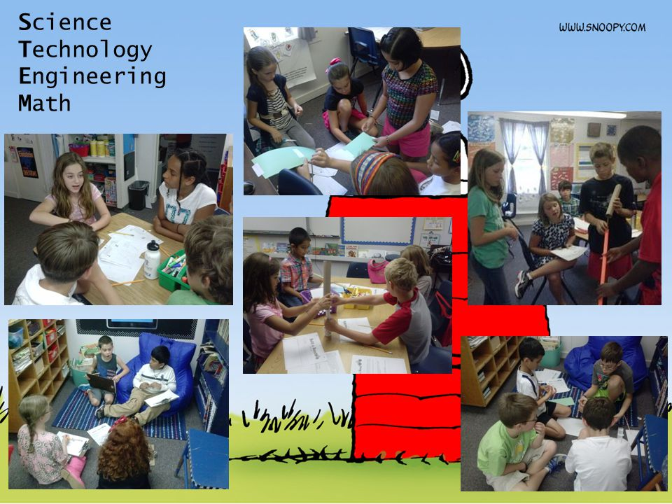 Science Technology Engineering Math