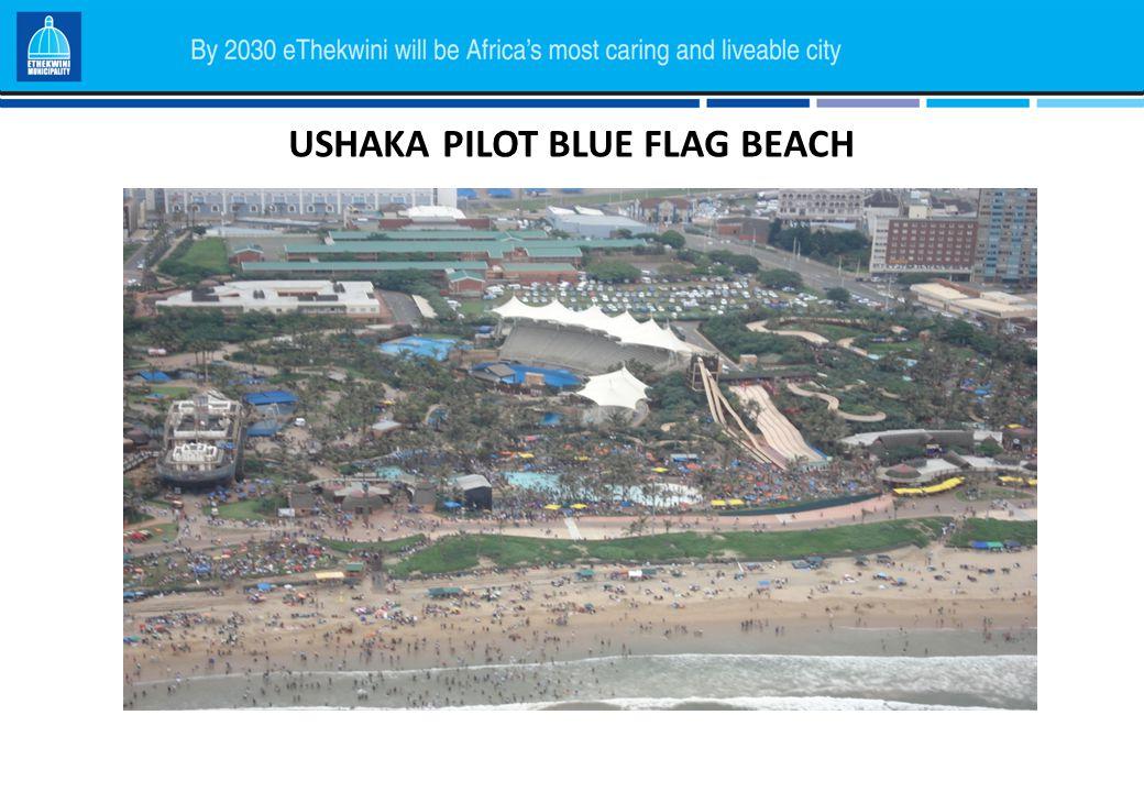 USHAKA PILOT BLUE FLAG BEACH