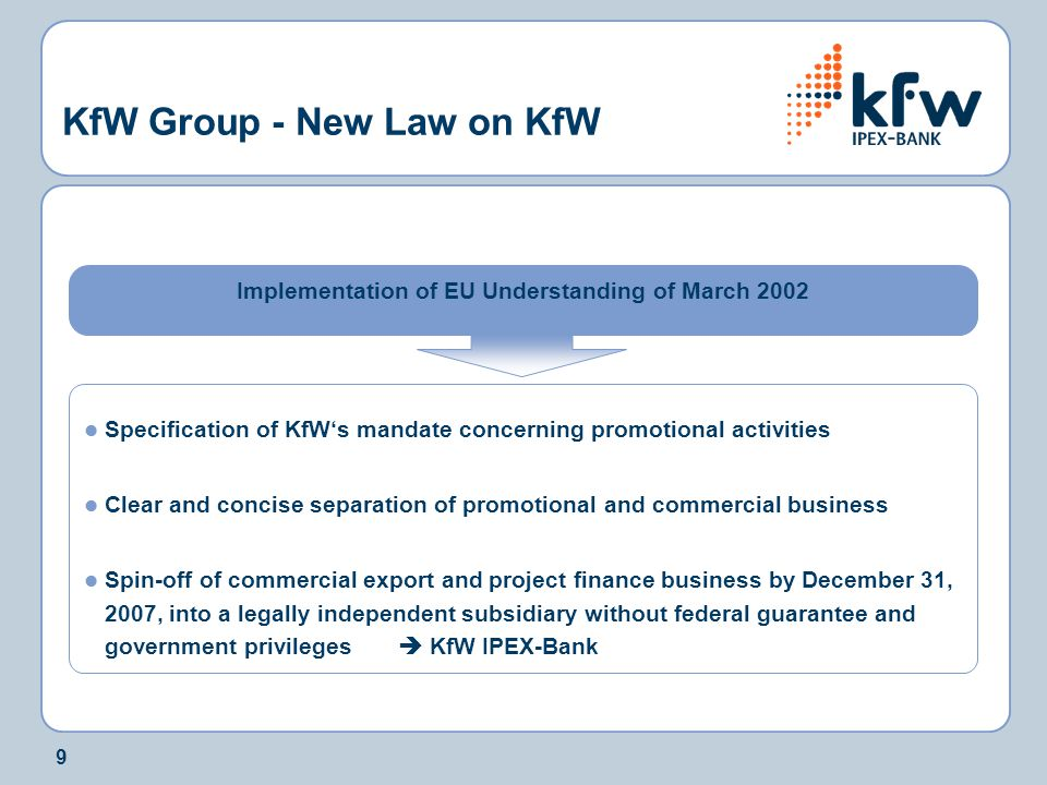 20 KfW IPEX-Bank Approval Procedure Project Finance 1.