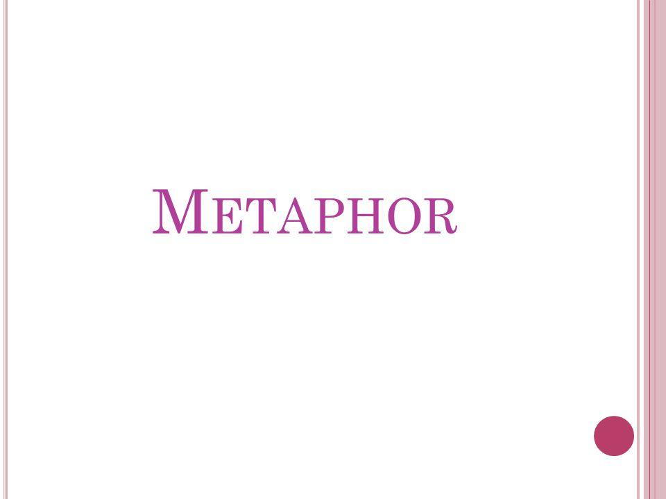 M ETAPHOR