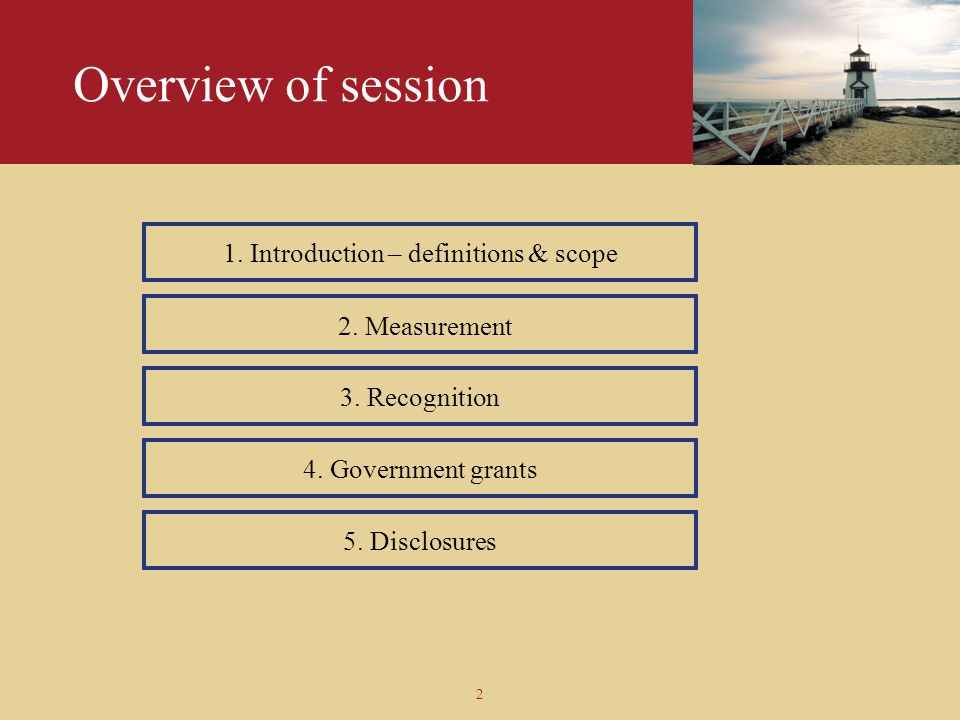 Agriculture 5. Disclosures