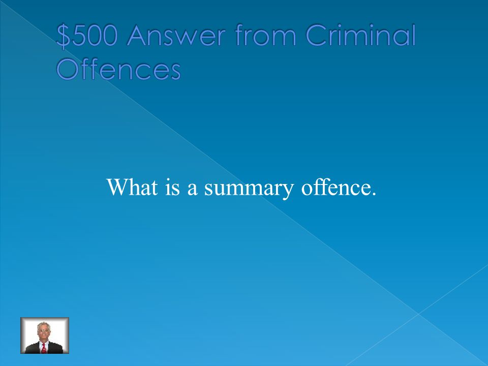 A classification of crime that a police officer must witness occur in order to arrest without a warrant.