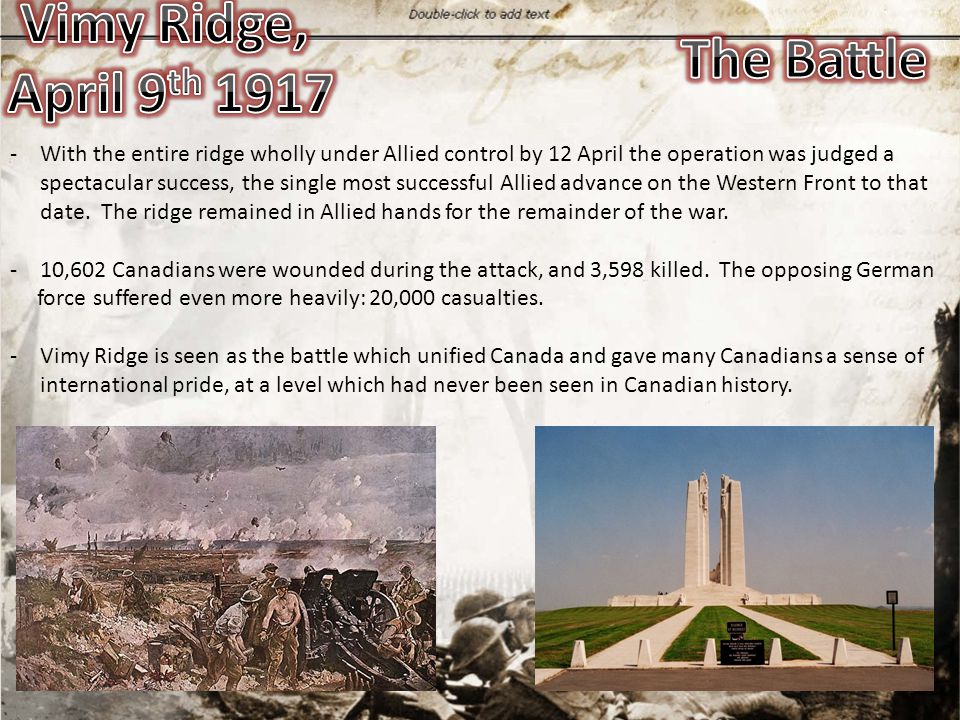 -With the entire ridge wholly under Allied control by 12 April the operation was judged a spectacular success, the single most successful Allied advan