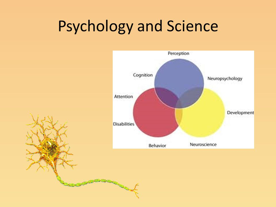 Psychology and Science
