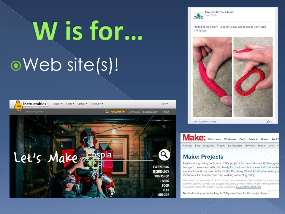  Web site(s)!