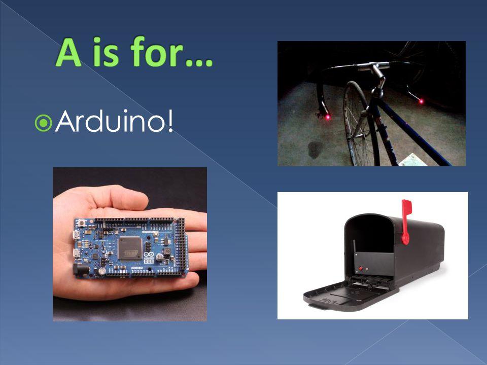  Arduino!
