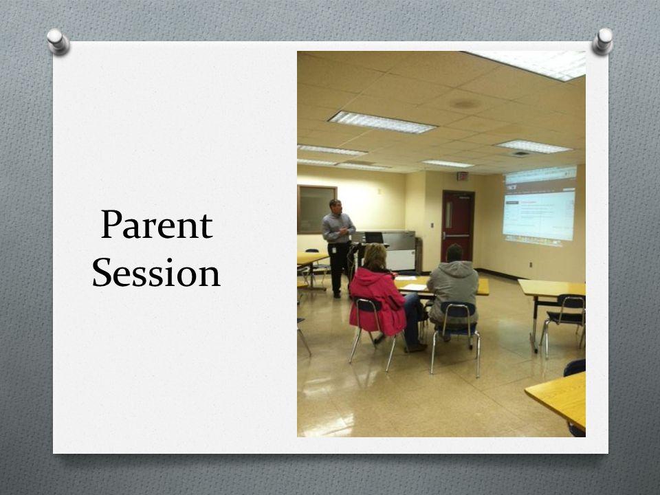 Parent Session