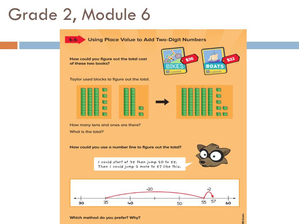 Grade 2, Module 6