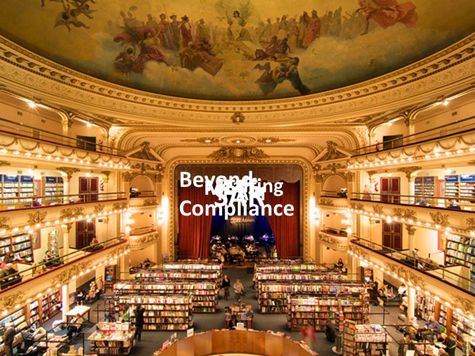 SAR Beyond Compliance METS IHAPI Staffing