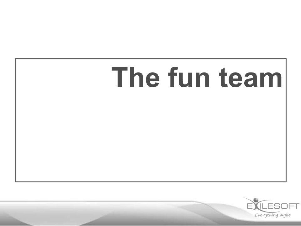 The fun team