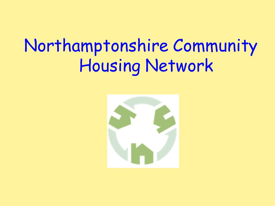 Northamptonshire Community Housing Network