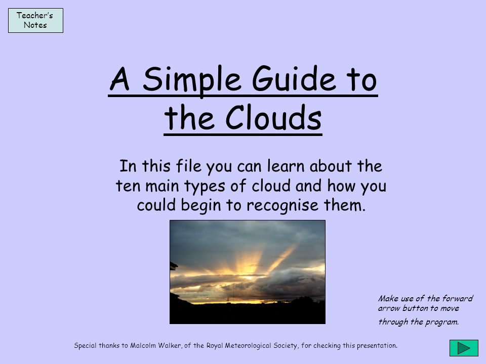 User Notes The text on the cloud diagram page is hyper-linked.
