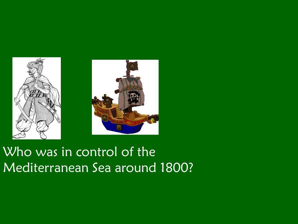 The Barbary Pirates of Tripoli