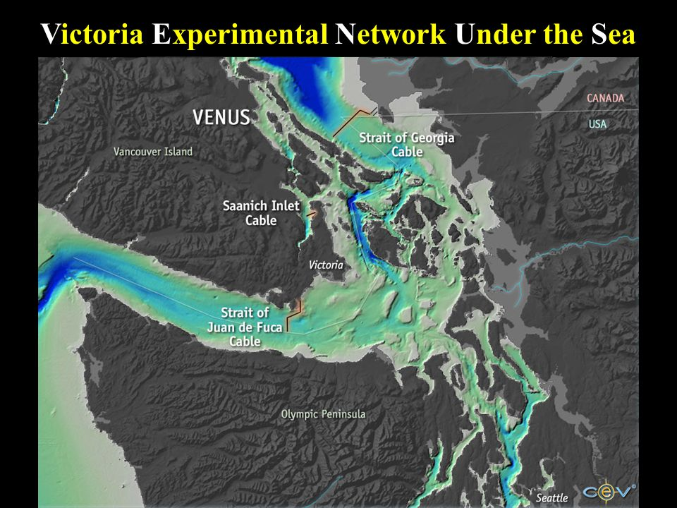 Victoria Experimental Network Under the Sea