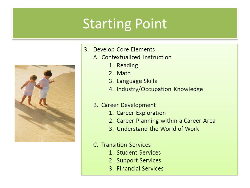 Assess learning style with LASSI diagnostic tool Learn to navigate the Desire2Learn system Familiarize themselves with job skills needed to be a nursing assistant Learn basic medical terminology Assess learning style with LASSI diagnostic tool Learn to navigate the Desire2Learn system Familiarize themselves with job skills needed to be a nursing assistant Learn basic medical terminology Student Outcomes