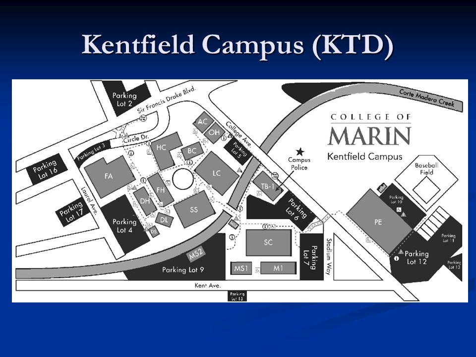 Kentfield Campus (KTD)