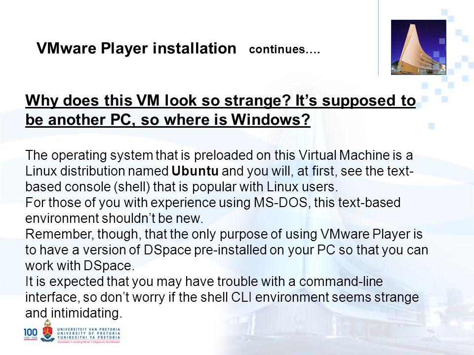 26 $ cd /dspace-source/dspace-1.5.0-release/dspace/target/dspace-1.5.0-build.dir $ sudo ant update $ sudo /etc/init.d/postgresql-8.3 restart $ sudo /etc/init.d/tomcat5.5 restart Continue…
