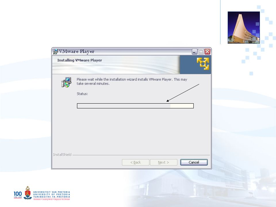 18 Your vm machine has been set up to automatically obtain an IP.