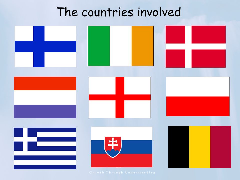 The countries involved