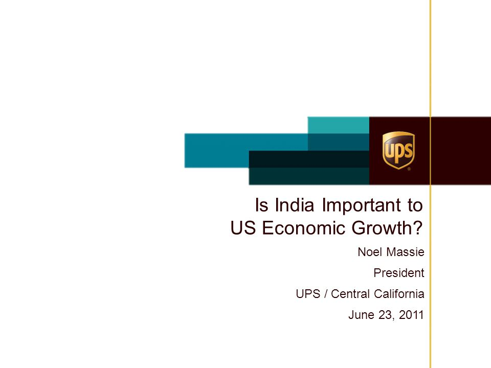 Is India Important to US Economic Growth.