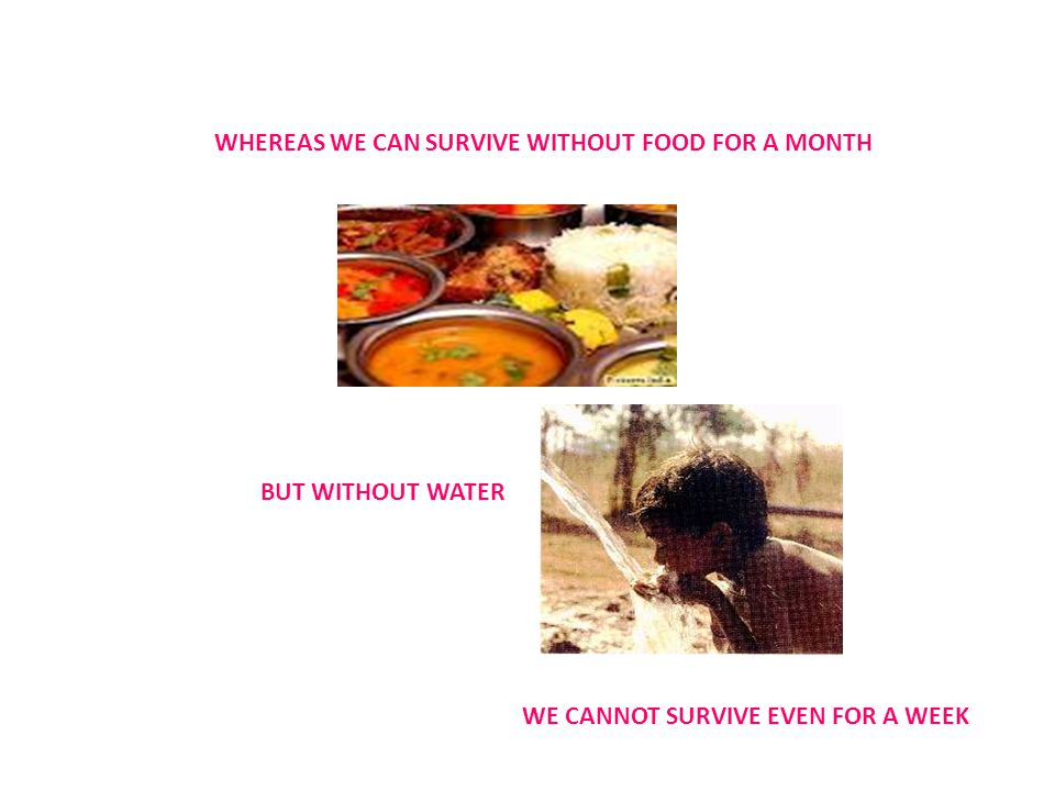 WATER IS THE ELIXIR OF LIFE WATER CONSERVED IS WATER SAVED