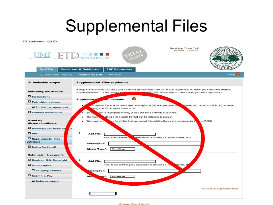 Supplemental Files