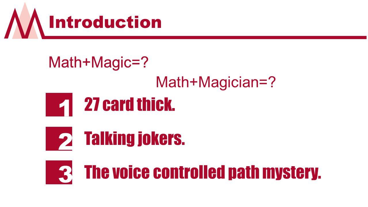 27 Card Trick. 1 volunteer needed!