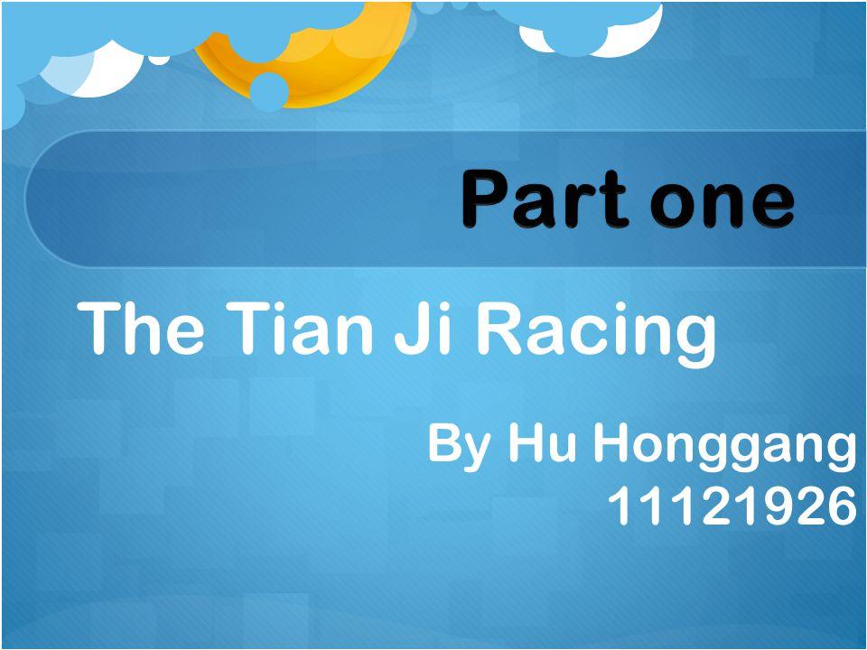 The Tian Ji Racing By Hu Honggang 11121926