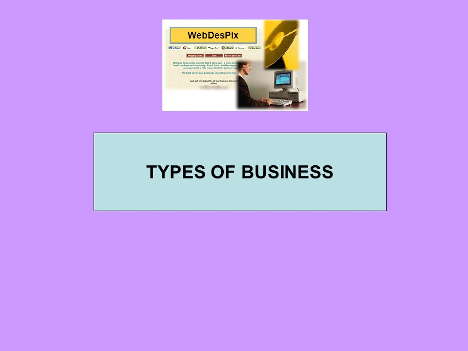 MARKETING THE BUSINESS? WebDesPix