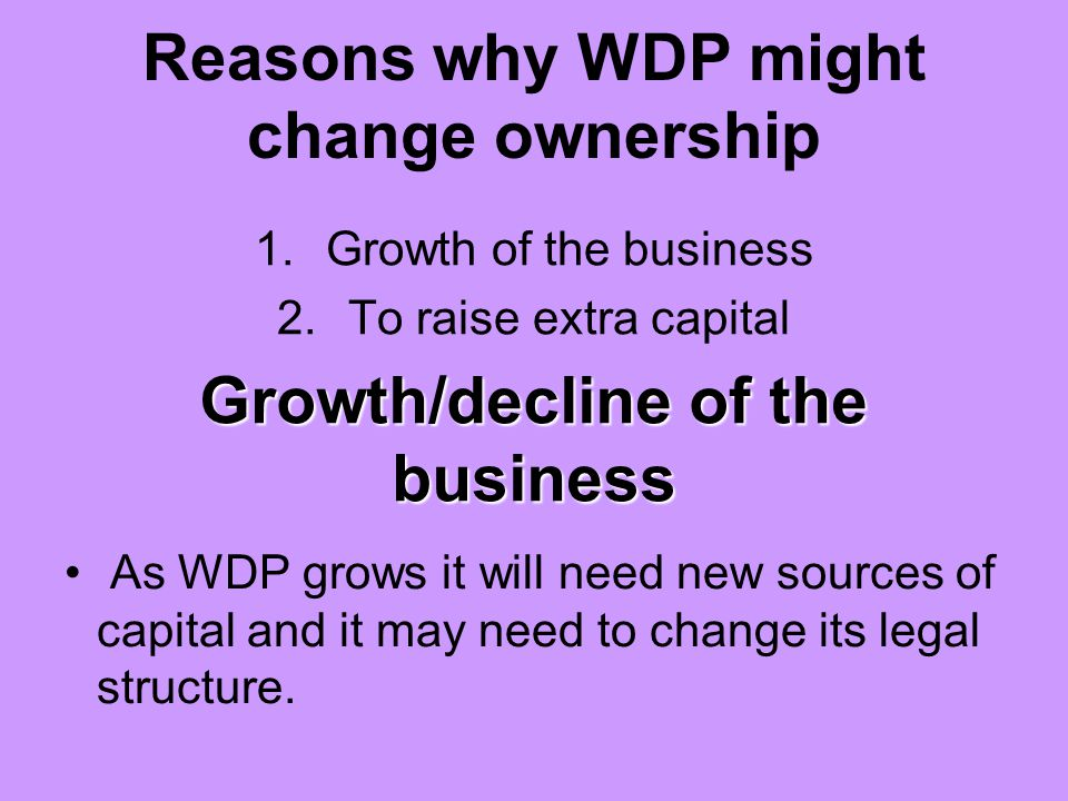 Benefits of WDP having good communication Ensures that action is consistent and coordinated.