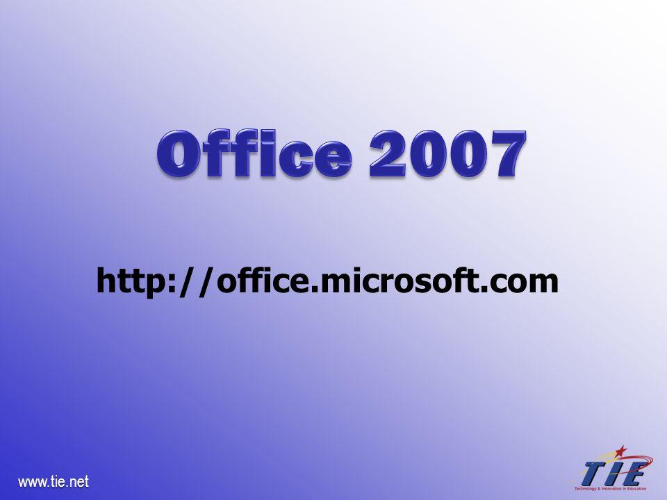 www.tie.net http://office.microsoft.com