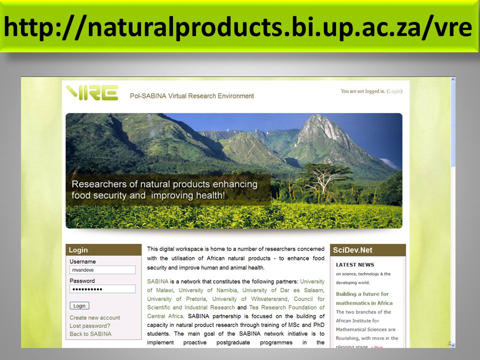 http://naturalproducts.bi.up.ac.za/vre 4