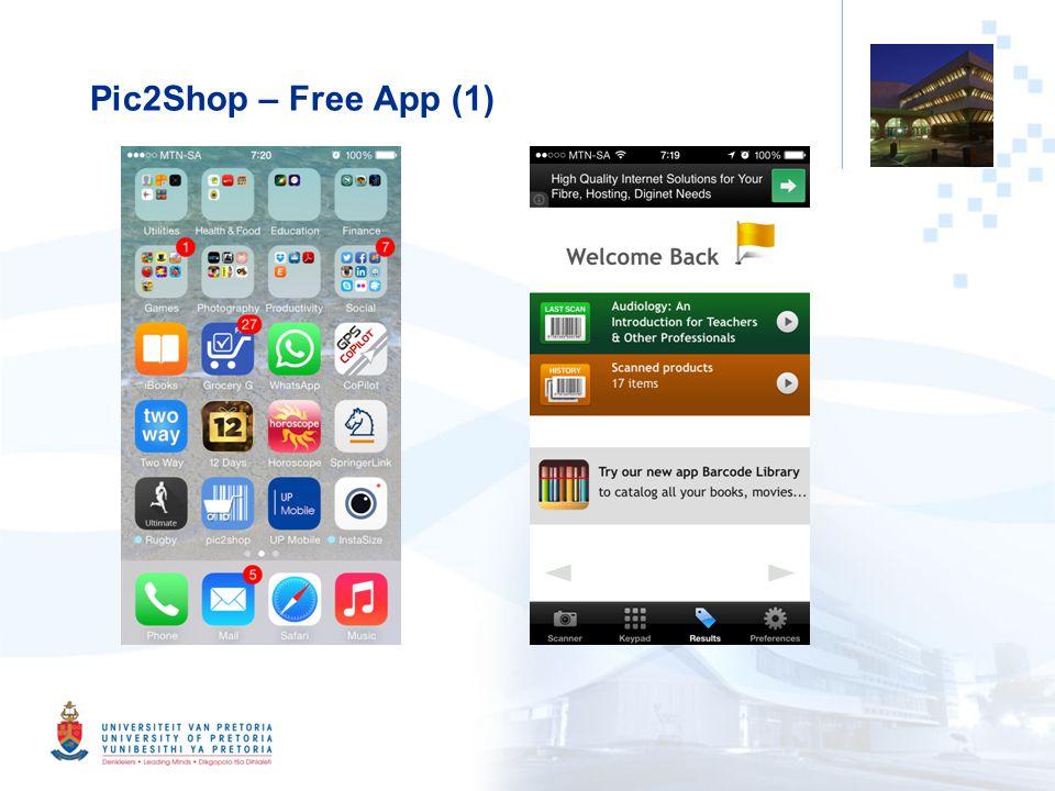 9 Pic2Shop – Free App (1)