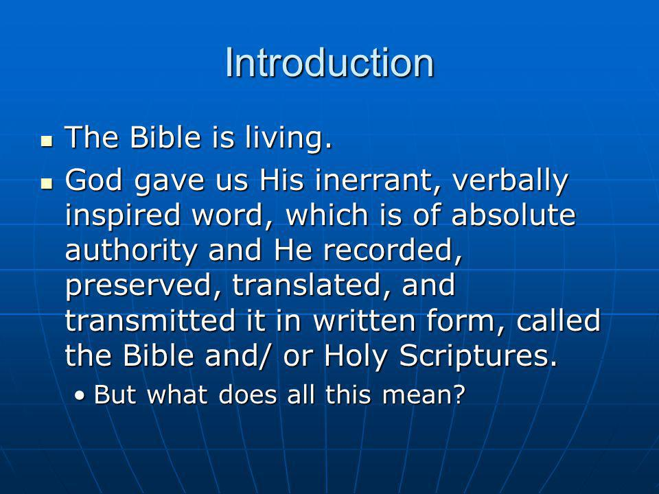 Terms Every jot and title is inspired and will be fulfilled (Matthew 5:18; Luke 16:17).