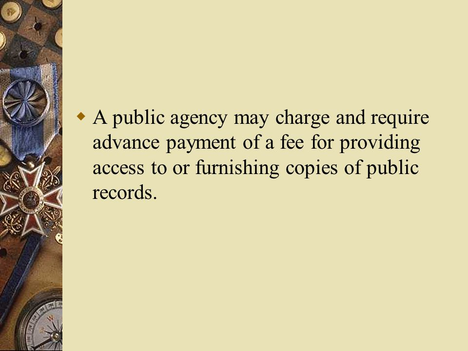  The custodian may refuse to provide access to a public record, or to permit inspecting, if a request places unreasonable burden in producing public records or if the custodian has reason to believe that repeated requests are intended to disrupt other essential functions of the public agency.