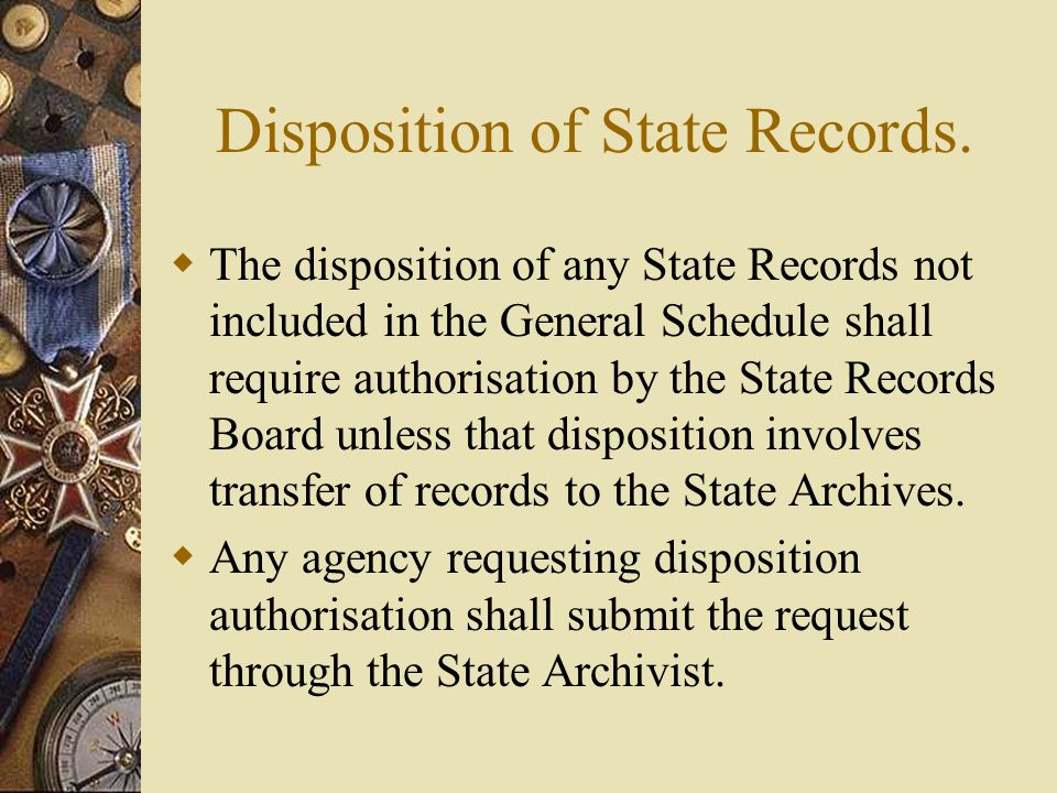  C) Records need to be audited, these will be maintained until those audits are completed, regardless of the retention periods appearing in the General Schedule.