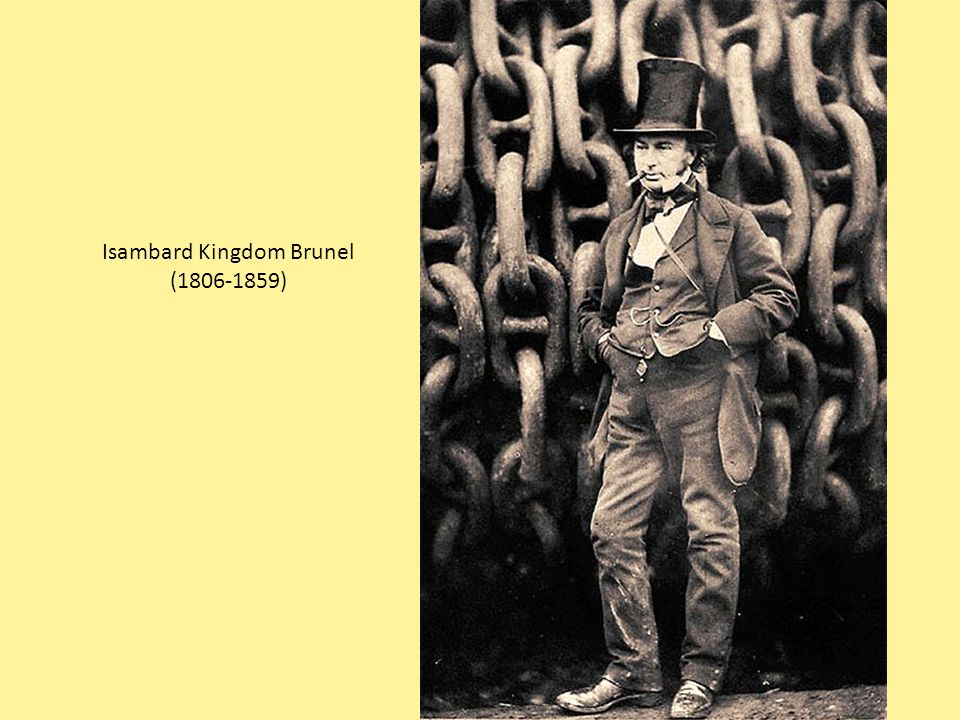 Isambard Kingdom Brunel (1806-1859)