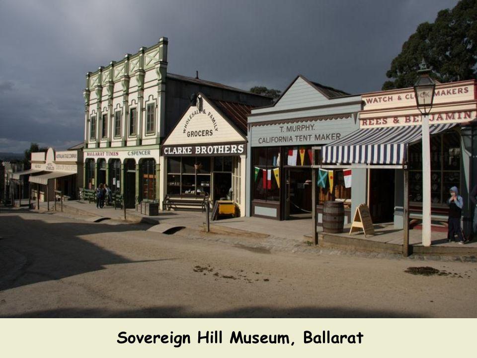 Sovereign Hill Museum, Ballarat