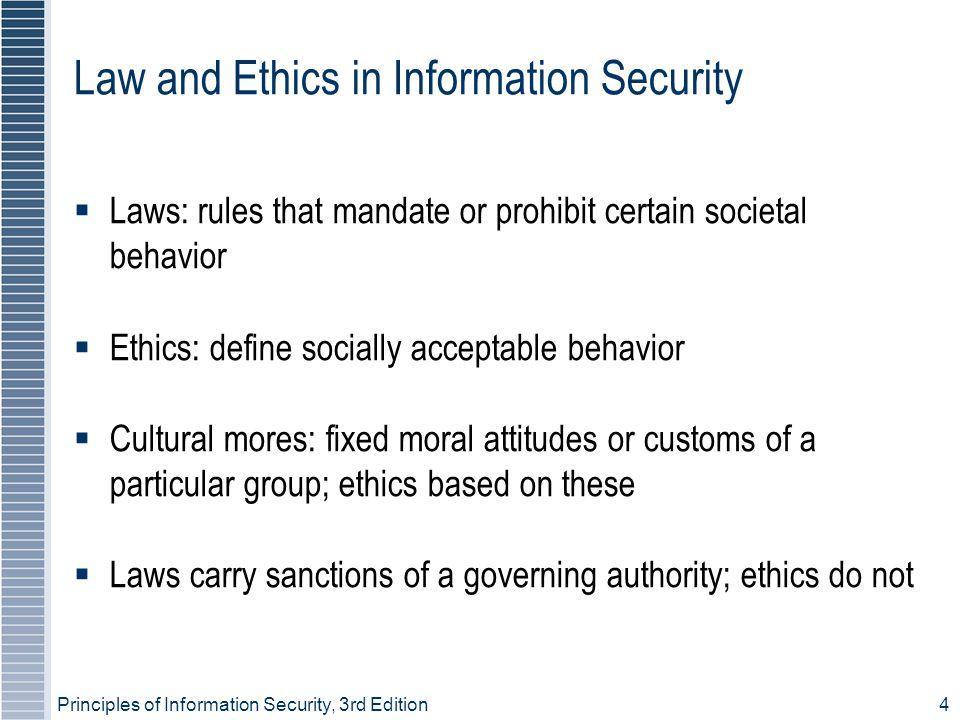 Principles of Information Security, 3rd Edition25 Digital Millennium Copyright Act (DMCA)   U.S.