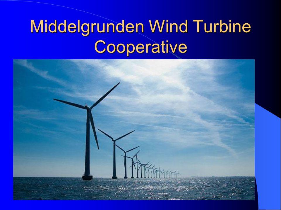 Middelgrunden Wind Turbine Cooperative
