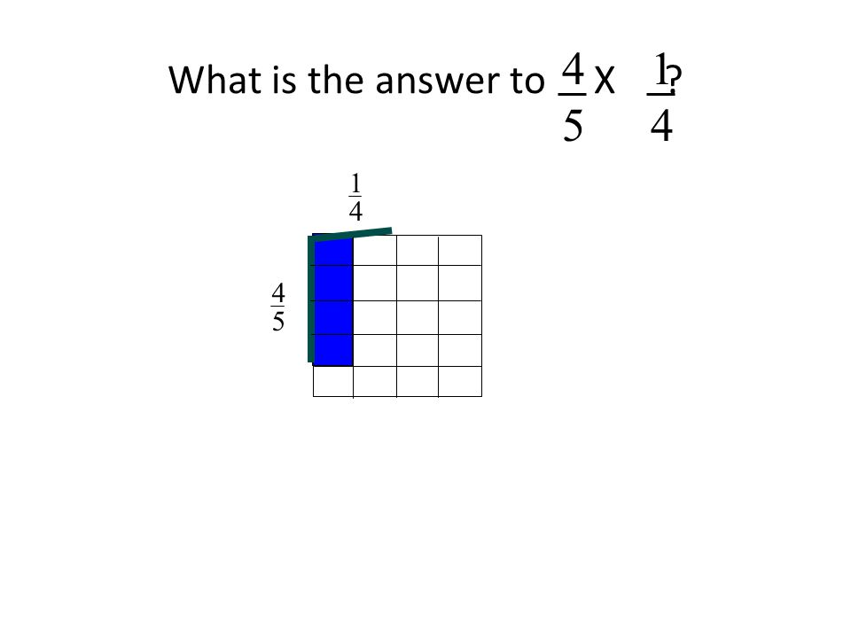 What is the answer to X ? 4 5 1 4 1414 4545