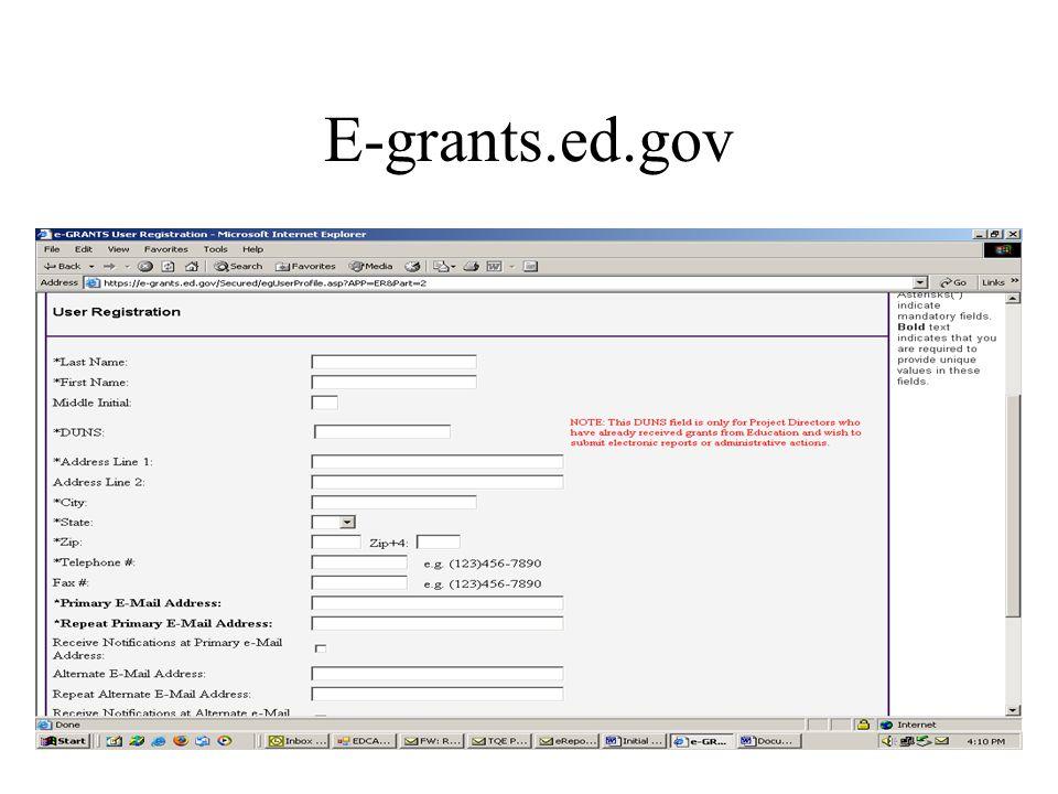 Select e-reports