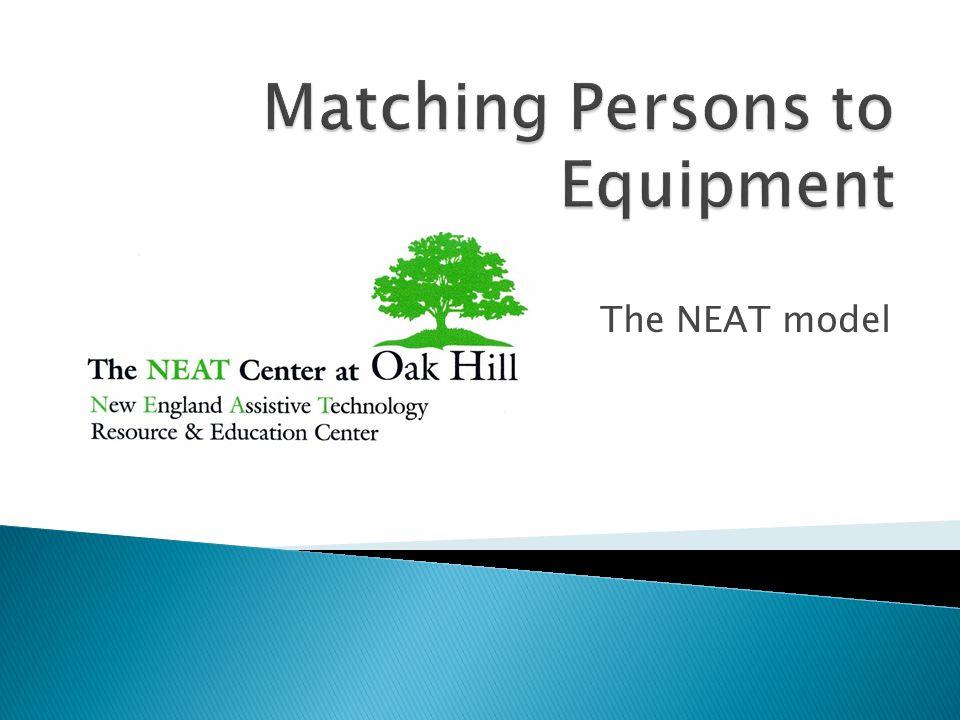 The NEAT model