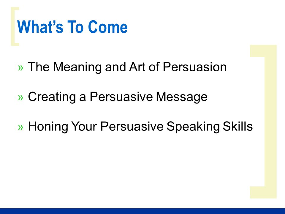 ] [ Creating a Persuasive Message » Avoiding logical fallacies Hasty generalization Red herring fallacy Straw man fallacy Begging the question Appeal to false authority