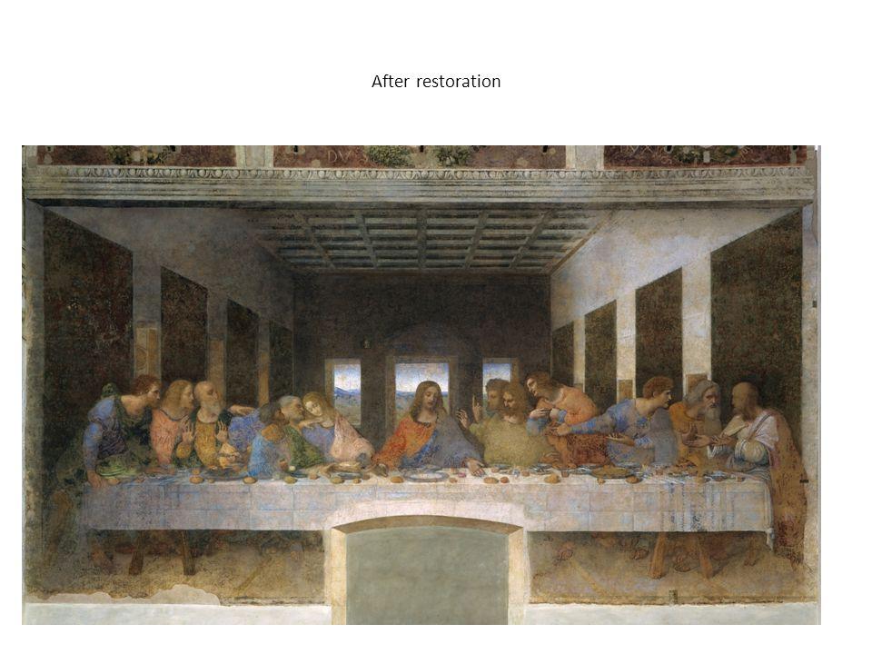 After restoration