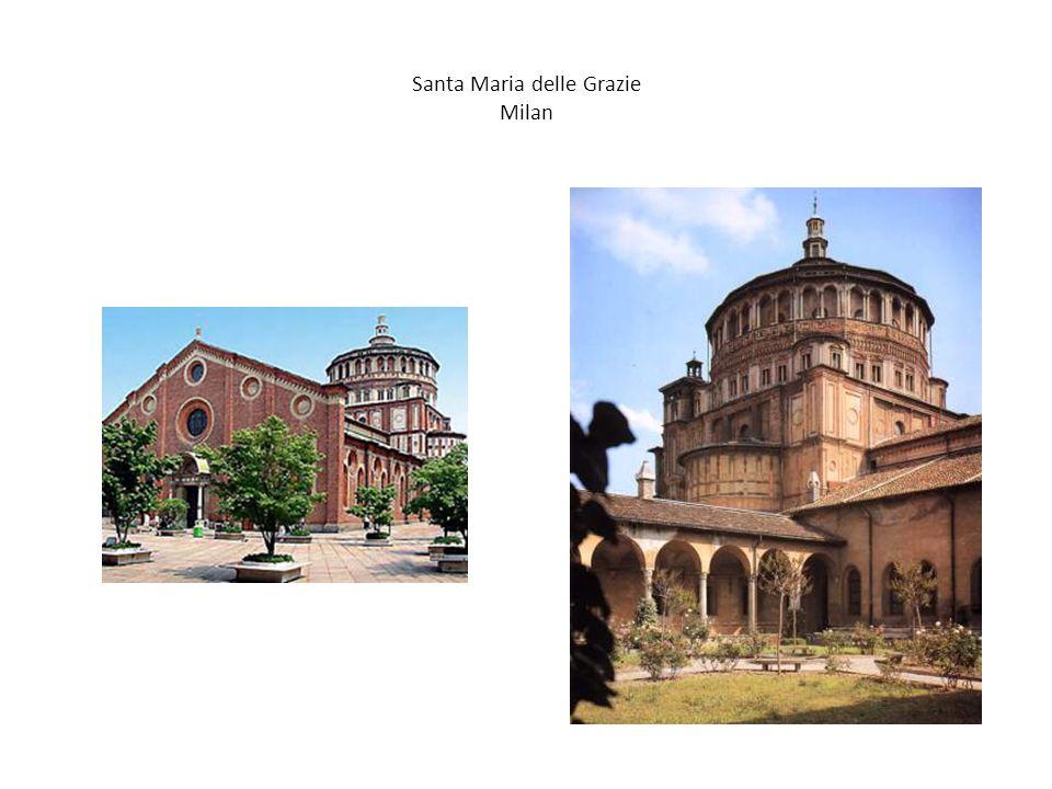 Santa Maria delle Grazie Milan