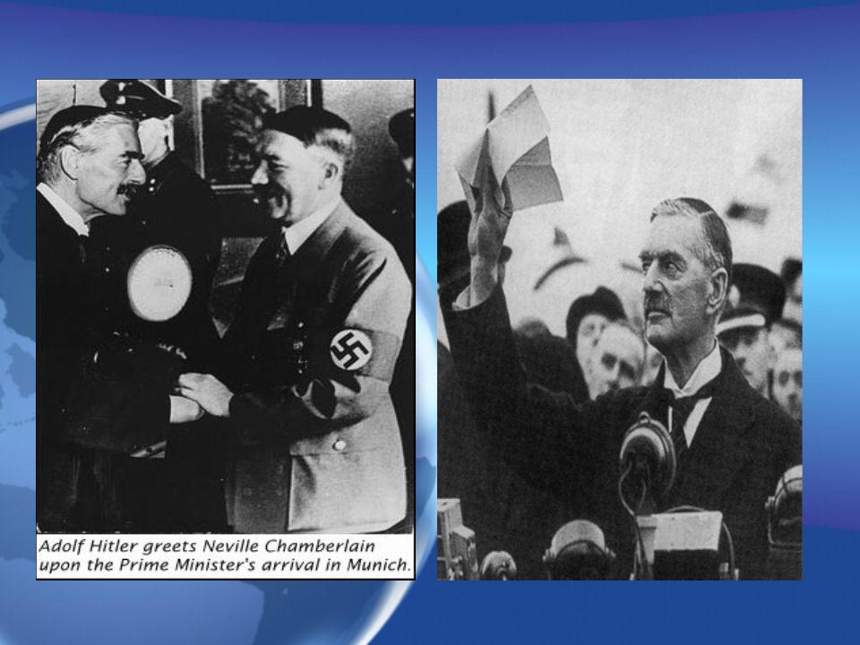 Soviets Neutral Poland has German population Hitler claims Germans mistreated Stalin/Hitler sign non-aggression pact –Secretly agree to divide up Poland Poland has German population Hitler claims Germans mistreated Stalin/Hitler sign non-aggression pact –Secretly agree to divide up Poland