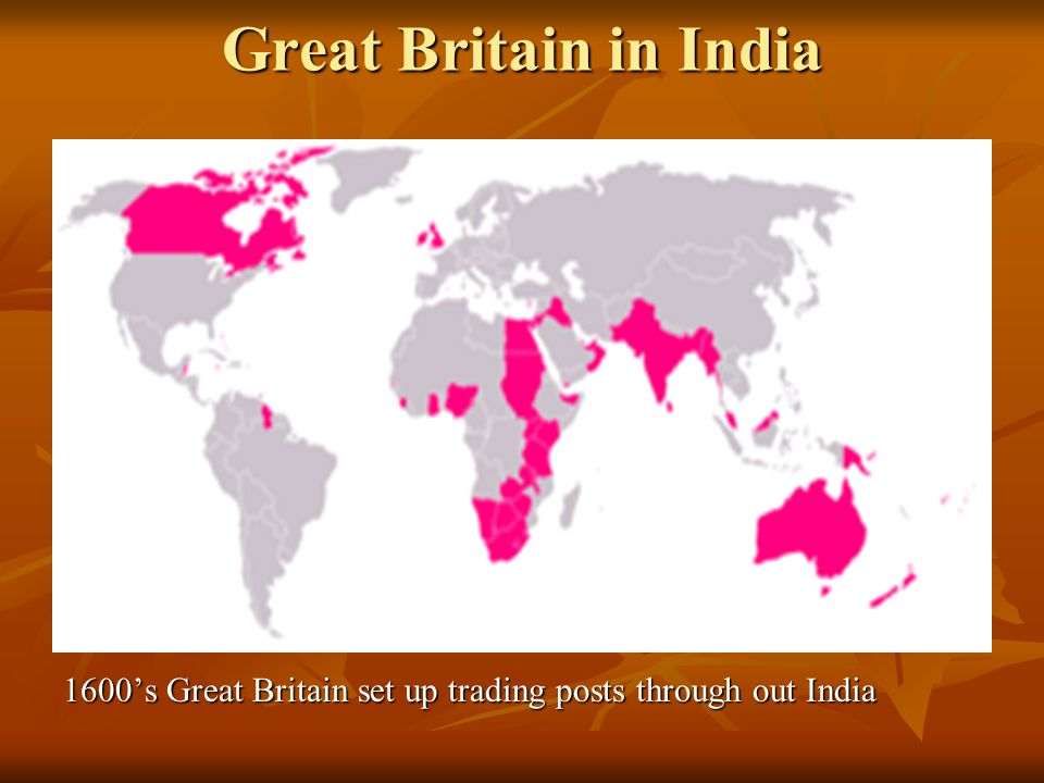 Great Britain Grants India Self-Rule 1935 Government of India Act 1935 Government of India Act ■ British Parliament allows India some self- rule ■ Allowed for local self- government (mayors) and limited elections (regional representatives) This was the first step in full independence for India This was the first step in full independence for India Gandhi and his campaign was successful Gandhi and his campaign was successful