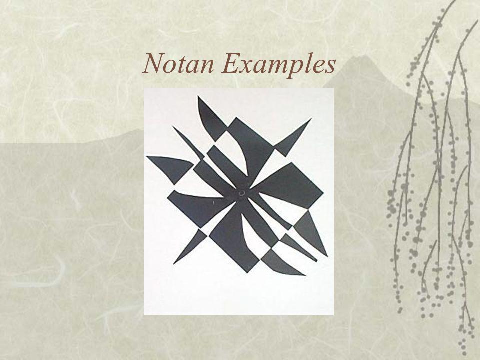 Notan Examples